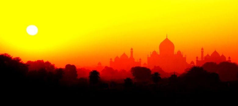 Agra en Inde